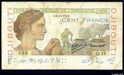 100 FRANCS Laboureur