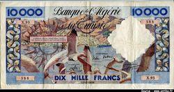 10000 FRANCS MOUETTES
