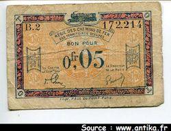 BON POUR 0,05 FR
