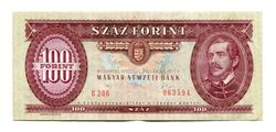 100 Forint Kossuth Lajos