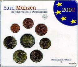 Séries BU  € Allemagne
