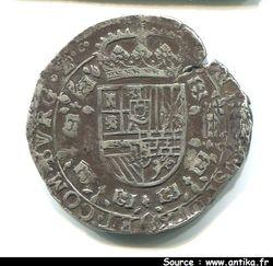 Cté de Bourgogne Philippe IV d\'Espagne 1621-1655
