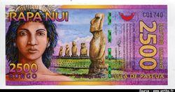 ILE DE Pâques  2500 Rongo Moaî & Statues   *      *