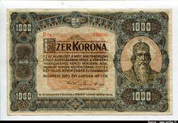 1000 Korona St Stephan