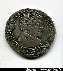 Principauté ORANGE F.H de Nassau 1625-47