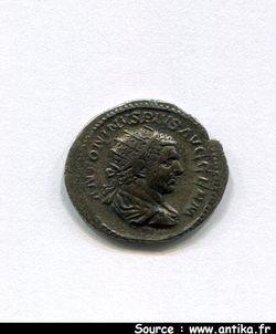 CARACALLA 211-217 AP JC - ANTONINIEN ROME 216  R/PMTRPXVIIII COS