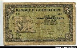 25 FRANCS Type US