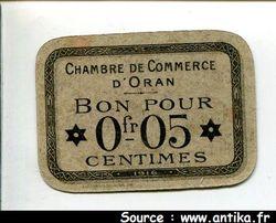 0fr-05 Chambre Commerce ORAN