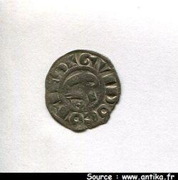 NIVERNAIS Comté de Nevers 1226-1241